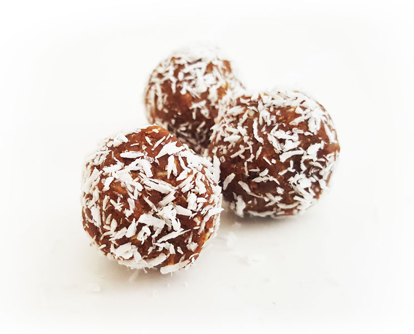 Sugar-free, Sweet n Spicy, Salted Nutty Maca Balls
